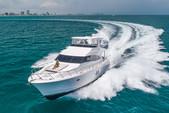 60 ft. Hatteras Yachts 60 Convertible Motor Yacht Boat Rental Miami Image 3