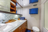 60 ft. Hatteras Yachts 60 Convertible Motor Yacht Boat Rental Miami Image 9