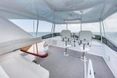60 ft. Hatteras Yachts 60 Convertible Motor Yacht Boat Rental Miami Image 12