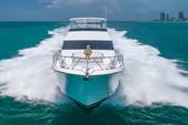60 ft. Hatteras Yachts 60 Convertible Motor Yacht Boat Rental Miami Image 17