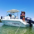 24 ft. Sailfish 234 Wac Cuddy Cabin Boat Rental Sarasota Image 3