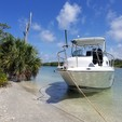 24 ft. Sailfish 234 Wac Cuddy Cabin Boat Rental Sarasota Image 5