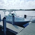 24 ft. Sailfish 234 Wac Cuddy Cabin Boat Rental Sarasota Image 6