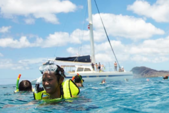54 ft. Lagoon Boats 500 Catamaran Boat Rental Hawaii Image 3