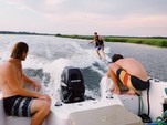 21 ft. Sea Fox 206 DC Fish And Ski Boat Rental Charleston Image 1