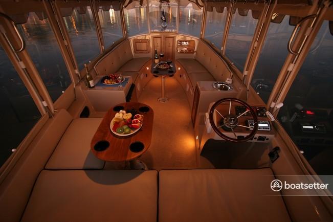 Duffy Electric Boats 22 Bay Island