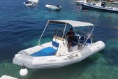 18 ft. Zodiac of North America Pro Open 550 Inflatable Outboard Boat Rental Hvar Image 2