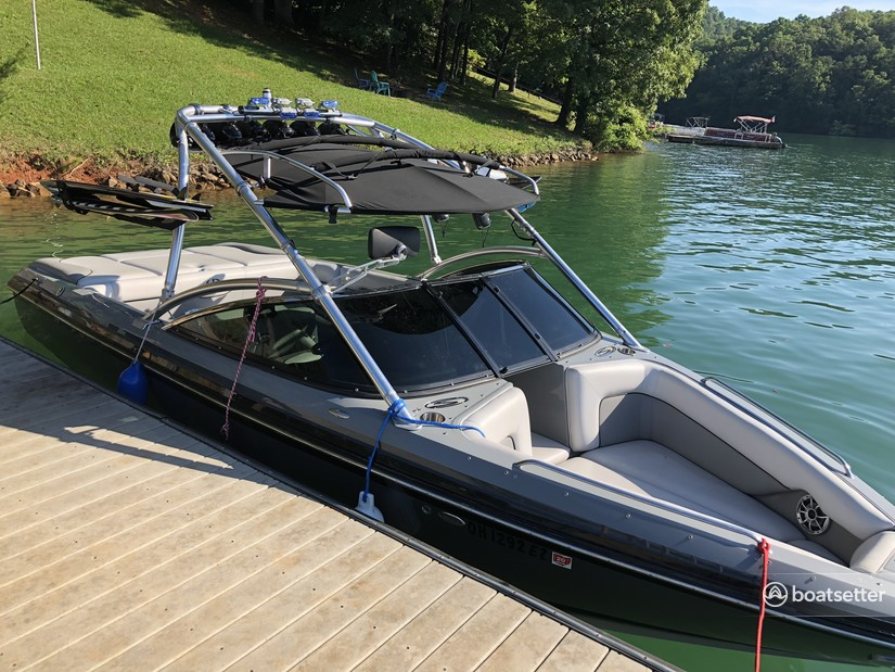 Rent a Supra by Skiers Choice ski and_wakeboard in LaFollette, TN near me