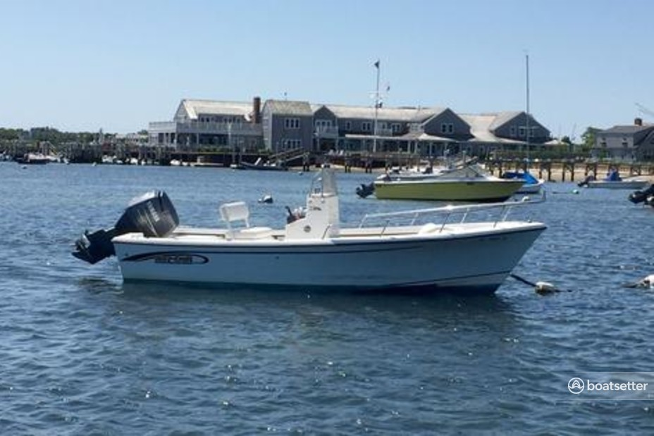 Rent a May-Craft Boats center console in Nantucket, MA near me