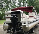 """20 ft. Godfrey Marine """"Sweetwater"""" SW20SC Pontoon Boat Rental Washington DC Image 2"""