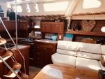 45 ft. Hunter Passage 450 Sloop Boat Rental San Diego Image 3