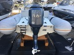 19 ft. Zodiac of North America Medline 2 Inflatable Outboard Boat Rental Miami Image 2