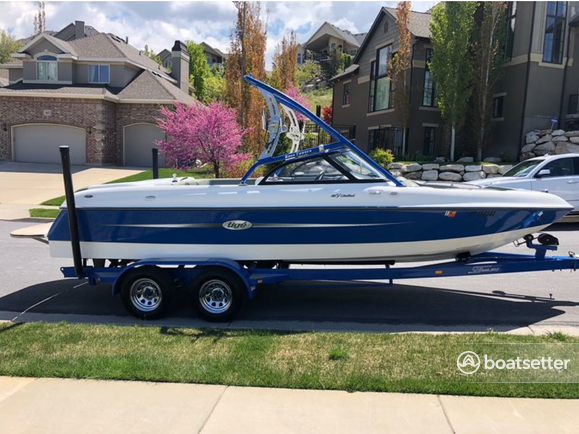 Rent a Tige' Boats bow rider in Herriman, UT near me