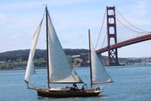45 ft. Custom Ketch Classic Boat Rental San Francisco Image 1