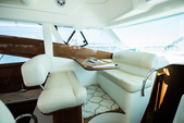 50 ft. Prestige Flybridge Boat Rental Miami Image 17