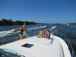 45 ft. Sea Ray Boats 460 Sundancer Express Cruiser Boat Rental Fort Myers Image 2