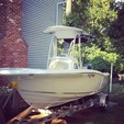 20 ft. TideWater Boats 196CC Adventurer  Center Console Boat Rental Washington DC Image 5
