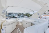 65 ft. Azimut Yachts 62 Flybridge Boat Rental Miami Image 6