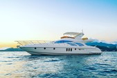 65 ft. Azimut Yachts 62 Flybridge Boat Rental Miami Image 11