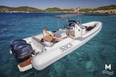 33 ft. Sacs Marine Strider 10 Rigid Inflatable Boat Rental Eivissa, Illes Balears Image 3