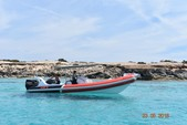 30 ft. Sacs Samurai 870 Rigid Inflatable Boat Rental Eivissa, Illes Balears Image 12