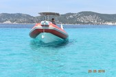 30 ft. Sacs Samurai 870 Rigid Inflatable Boat Rental Eivissa, Illes Balears Image 6
