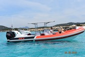 30 ft. Sacs Samurai 870 Rigid Inflatable Boat Rental Eivissa, Illes Balears Image 2