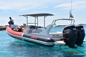30 ft. Sacs Samurai 870 Rigid Inflatable Boat Rental Eivissa, Illes Balears Image 3