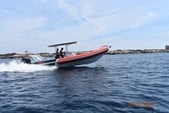 30 ft. Sacs Samurai 870 Rigid Inflatable Boat Rental Eivissa, Illes Balears Image 15