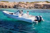33 ft. Sacs Marine Strider 10 Rigid Inflatable Boat Rental Eivissa, Illes Balears Image 1