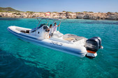 33 ft. Sacs Marine Strider 10 Rigid Inflatable Boat Rental Eivissa, Illes Balears Image 8