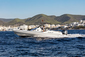 33 ft. Sacs Marine Strider 10 Rigid Inflatable Boat Rental Eivissa, Illes Balears Image 9