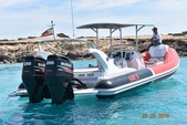 30 ft. Sacs Samurai 870 Rigid Inflatable Boat Rental Eivissa, Illes Balears Image 5
