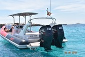 30 ft. Sacs Samurai 870 Rigid Inflatable Boat Rental Eivissa, Illes Balears Image 19