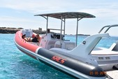 30 ft. Sacs Samurai 870 Rigid Inflatable Boat Rental Eivissa, Illes Balears Image 20