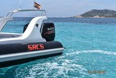 30 ft. Sacs Samurai 870 Rigid Inflatable Boat Rental Eivissa, Illes Balears Image 21