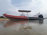 30 ft. Sacs Samurai 870 Rigid Inflatable Boat Rental Eivissa, Illes Balears Image 7