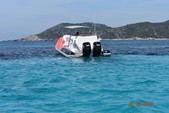 30 ft. Sacs Samurai 870 Rigid Inflatable Boat Rental Eivissa, Illes Balears Image 1