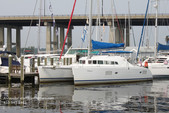 41 ft. Lagoon 410 Catamaran Boat Rental Washington DC Image 15