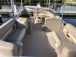 24 ft. SunChaser by Smoker Craft DS24 Cruise Pontoon Boat Rental West Palm Beach  Image 1