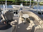 24 ft. SunChaser by Smoker Craft DS24 Cruise Pontoon Boat Rental West Palm Beach  Image 2