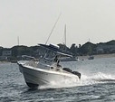 24 ft. Boston Whaler 240 Outrage Center Console Boat Rental Boston Image 1