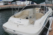 19 ft. Sea Ray Boats 190 Sundeck  Bow Rider Boat Rental Chicago Image 3