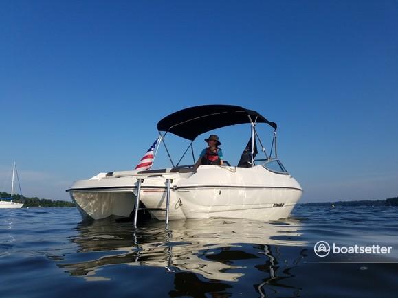 Stingray Boats 198LX Open Bow