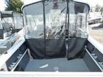 22 ft. Northwest Boats 208 Seastar Aluminum Fishing Boat Rental New York Image 3