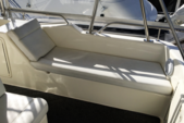 43 ft. Riviera Yachts 43 Flybridge Convertible Cruiser Boat Rental Los Angeles Image 7