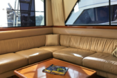 43 ft. Riviera Yachts 43 Flybridge Convertible Cruiser Boat Rental Los Angeles Image 12