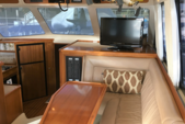 43 ft. Riviera Yachts 43 Flybridge Convertible Cruiser Boat Rental Los Angeles Image 13