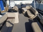 22 ft. Sun Tracker by Tracker Marine Party Barge 20 DLX w/90ELPT 4-S Pontoon Boat Rental Fort Myers Image 4