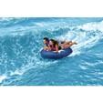18 ft. Sun Tracker by Tracker Marine Bass Buggy 18 DLX w/60ELPT 4-S Pontoon Boat Rental Dallas-Fort Worth Image 3